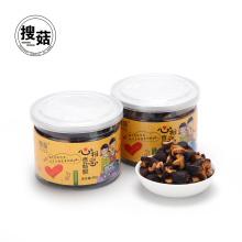 Saludable deliciosa al vacío a granel setas fritas de China