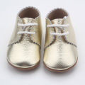 Lace Up Soft Sole Oxford Leather Shoe Shoe
