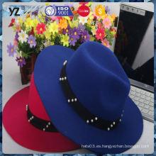 Sombrero caliente caliente vendedor caliente de las mujeres de la buena calidad para 2016