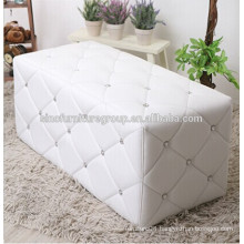 Made from SinoFur Best sale lounge sofa diamond bench
