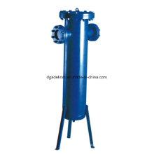 Газовый встроенный коалесцирующий фильтр сжатого воздуха с частичным сжатием (KAF120)