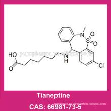 Тианептин 66981-73-5 промежуточное соединение тианептина натрия