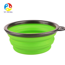 Foldable Dog Bowls 5-Pack for Pet Dog/Cat Food Grade Silicone BPA Free Food Water Feeder for Travel Camping or Out Door Foldable Dog Bowls 5-Pack for Pet Dog/Cat Food Grade Silicone BPA Free Food Water Feeder for Travel Camping or Out Door