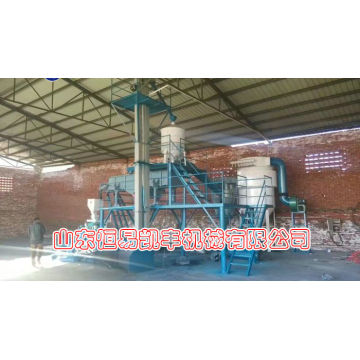Activated carbon winnowing equipment