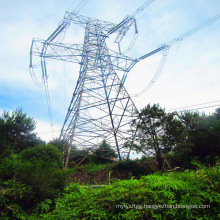 220kV Corner Angle Steel Tower