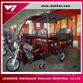 """Carga da motocicleta de China do """"trotinette"""" do triciclo de 175cc 200cc"""