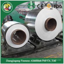 Papel de aluminio del abastecimiento de la Caliente-Venta de China en el rollo
