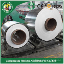 Folha de alumínio da restauração da Quente-Venda no rolo