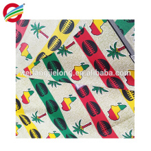 beautiful modern style african prints wax fabric stock