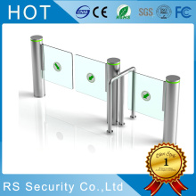 Single Lane Turnstile Fast Speed ​​Swing Gate
