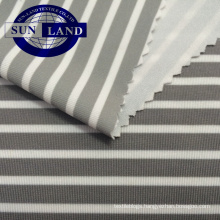 polyester spandex single Cold feeling micax jersey fabric for T shirt