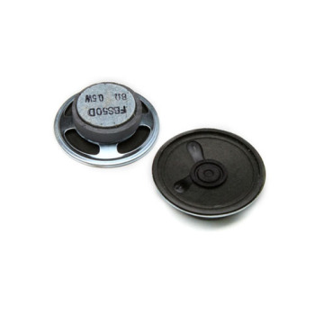 FBS50D 50mm 8ohm 0.5w 32mm Ferrite loud speaker