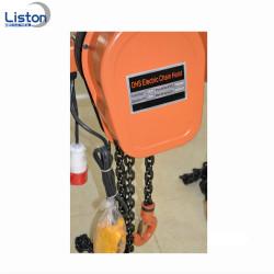 1ton DHS type 380 volt electric chain hoist