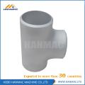 aluminum pipe tee fitting