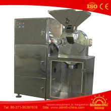 Máquina de café com moedor de porca elétrica moedor