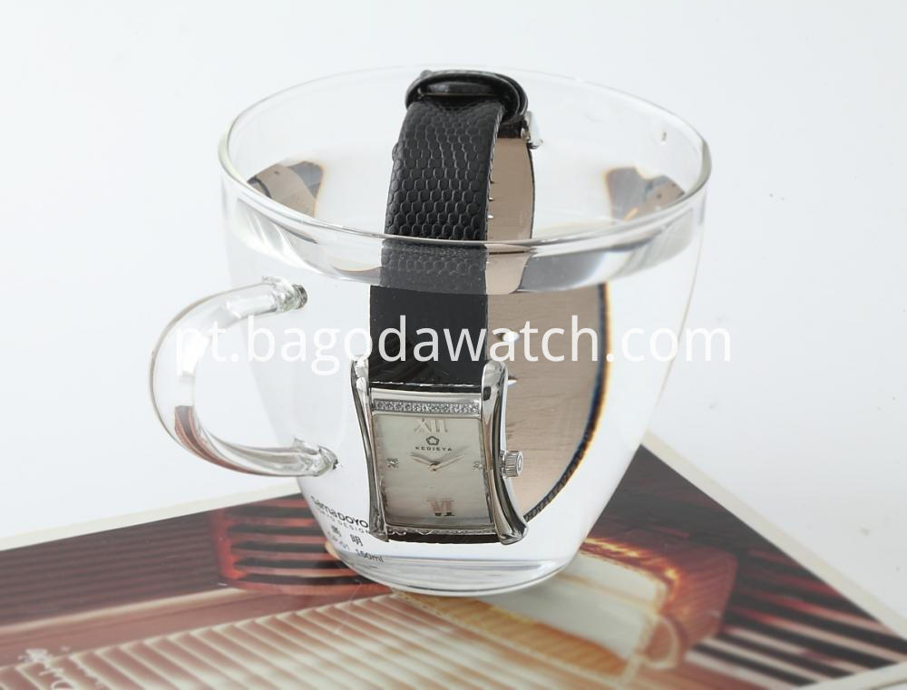 Water Resistant Stainless Steel Watch