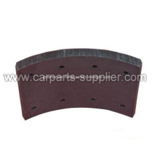 Brake Lining, Suitable for BPW, Benalu, Fruehauf and Renault RVI Models