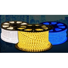 Brightness 12W/M SMD 3014 DC220V LED Rope Light for Decoration