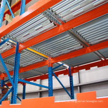 China Hersteller Pallet Gravity Rack