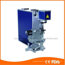 Logo/Letter/Picture 20 Watt Rotary Marking and Engraving Machine for Wedding Rings