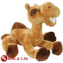 ICTI Audited Factory de alta calidad de promoción personalizada camellos de peluche de peluche