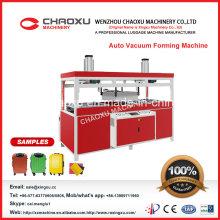 Fabricante de máquina termoformadora de malas, malas e bolsas profissionais