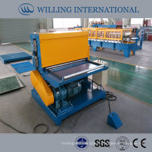 2016 Máquina de relieve de la hoja de acero superventas para la venta caliente