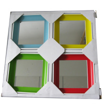 Classic Colorful PS Photo Frame Set for Home Deco