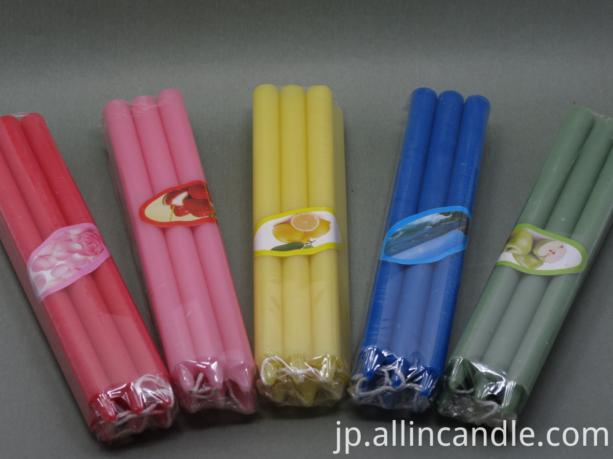 color stick candle (105)
