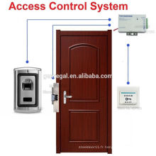 Porte de contrôle d'accès pour l'hôpital