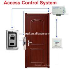 Porta de controle de acesso para hospital