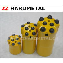 7 Buttons Rock Oil Field Thread Button Bit