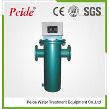 Descalcificador eletrônico industrial da água no sistema de condicionamento de ar central