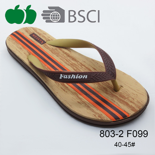 fashionable men flip flops