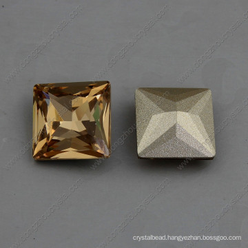 Square China Fancy Stones Beads