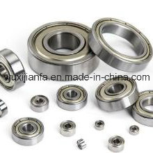 Dust Control Ball Seat Deep Groove Ball Bearing