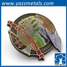 Kundenspezifische Metallantike-Münze