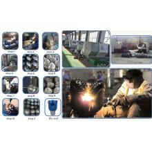 Embouts de tricone TCI 12 1/4 API 311mm