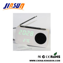 New Digital FM Radio With Led Alarm Clock