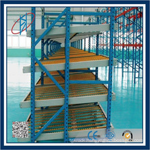 Flow Through Shelving For Warehouse