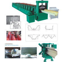 Arc Span Roof Tiles Machine