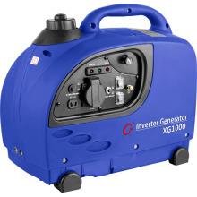 1kw 1000W Novo Sistema Gasolina Geradores Digitais Inverter Xg-1000 (Recuo)