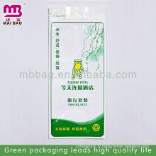 Matériaux d'emballage écologiques pour lingettes humides