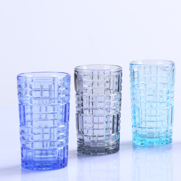 Atacadista Handmade Woven Design Highball Glass