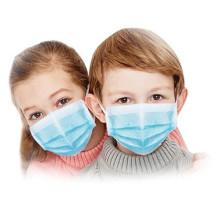 Venda de máscaras infantis no atacado