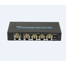 1 X 4 3G/HD/SD-Sdi Splitter
