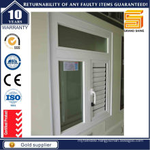 Safety Aluminum Swing Louver Window