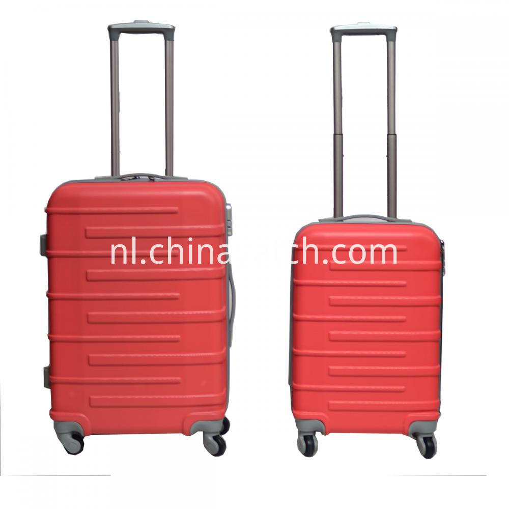 Ntal Bar Pc Trolley Luggage
