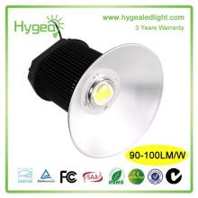 HYGEA 3 años de garantía El alto brillo llevó la luz de la bahía alta el conductor de 120w bien llevó la luz de la bahía alta
