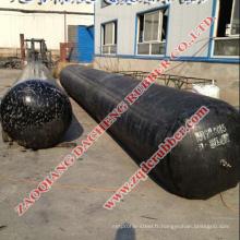 Ballon gonflable en caoutchouc pour la construction (fabriqué en Chine)